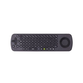 Measy RC13 Bidirectional Voice Keyboard and Remote Control (Black) (Intl)