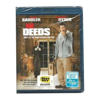 Sony Pictures Mr. Deeds Blu-ray