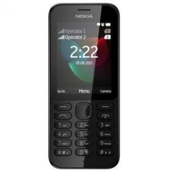 Nokia 222 - Hitam