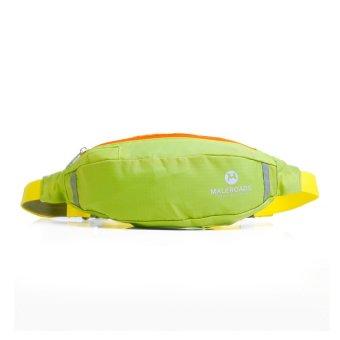 94e0abc9be Mai Lushi New Men And Women Riding Pockets Pockets Jogging Outdoors  Portable Messenger Bag Waist Bag