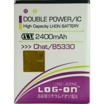 Log on Baterai Double Power Samsung Galaxy Chat/B5330 2400mah
