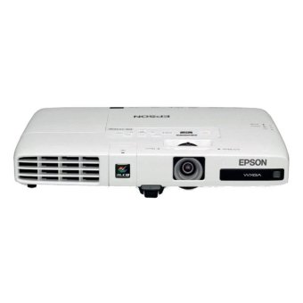EPSON EB-1776W 3LCD Projector Portable - 3000 ANSI - WXGA 1280x800 - 2000:1 - Wireless - Putih