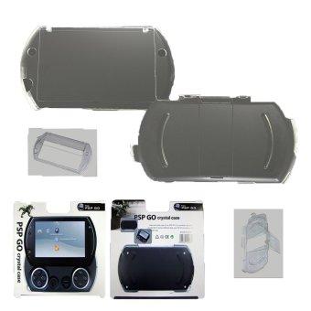 Sony crystal case PSP go - Transparan