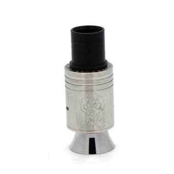 RajaClone Little Boy RDA Rebuildable Drip Atomizer Steel 18650 1:1 Clone Personal Vaporizer