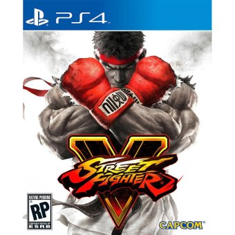 Sony PS4 Games Street Fighter V Region 3