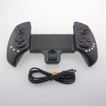 iPEGA PG-9023 PG 9023 Bluetooth Game Pad Joystick for Phone/Pad IOS PC Gamecube (Black) (Intl)