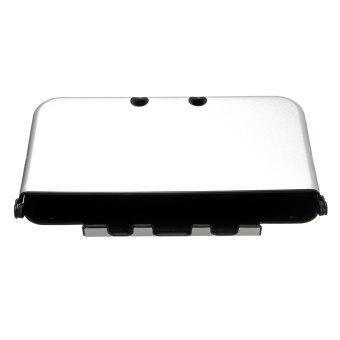New 3DSLL/XL Aluminum Case (Silver) (Intl)