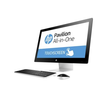 HP Pavilion All-in-One - 27-n106d Touch Energy Star - Putih
