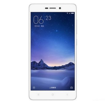 Xiaomi Redmi 3 PRO 4G - 32GB - Silver