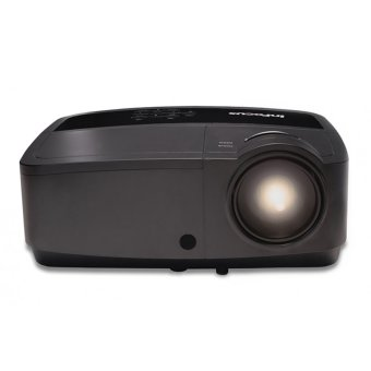 InFocus IN-2128HDA DLP WUXGA Network Projector - 3500 ANSI - WUXGA 1920x1080 - 15.000:1 - Complete Connectivity - Hitam