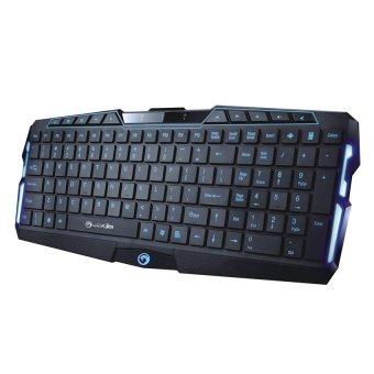 Marvo Keyboard Gaming Multimedia K325 - Hitam