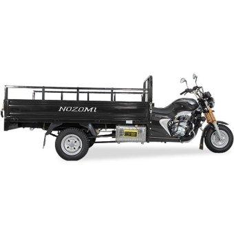 Nozomi New Azabu WC-200 CC LC - Hitam