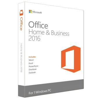 Microsoft Office Home and Business 2016 For Windows