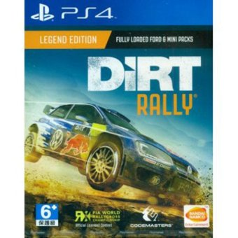 Sony PS4 Dirt Rally Legend Edition