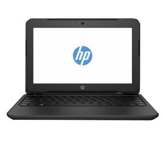 Jual HP 11-F103TU - RAM 2GB - Intel DualCore N2840 - 11.6LED - Win10 - Hitam
