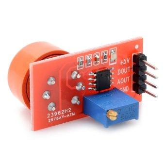 ZUNCLE High Sensitivity Alcohol Detector Sensor Module(Red)