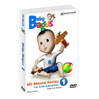 Bamboomedia - Baby Bagus 3D Movie 1
