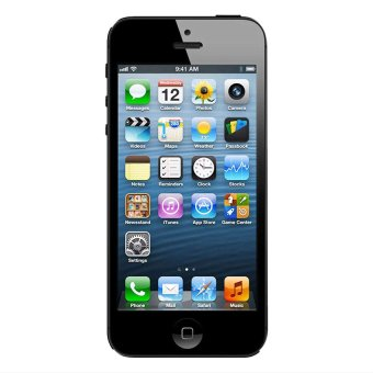 Refurbished Apple iPhone 5 - 64GB - Black - Grade A