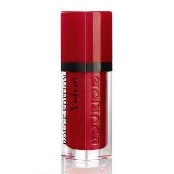 harga Bourjois Rouge Edition Velvet No 15 (Red Volution) Lazada.co.id