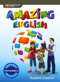 PesonaEdu Pembelajaran Digital Bahasa Inggris - Amazing English Student Intermediate 2