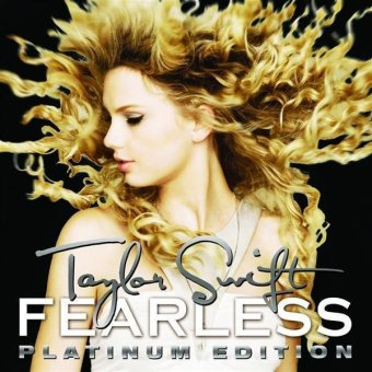 Universal Music Indonesia Taylor Swift - Fearless Platinum Edition