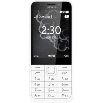 Nokia 230 - Putih