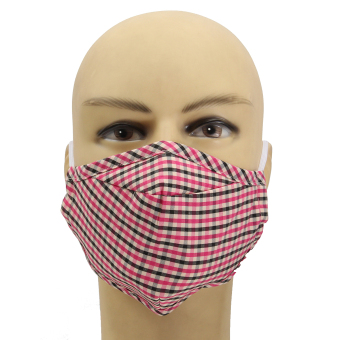 Cycling Anti Wind Dust Flu Nose Mouth-Muffle Cover Barrier Face Mask Ear Loop Red (Intl)
