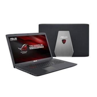 Jual ASUS ROG GL752VW-6700HQ - RAM 12GB - i7-6700HQ - GTX960-4GB - 17.3 - Win10 - Hitam(Black)