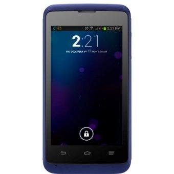 ZTE Kis 3 - V811W - 4GB - Biru Dongker
