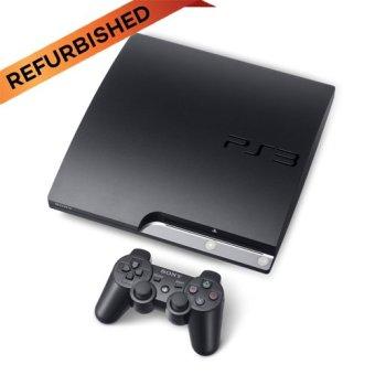 Refurbished Sony PlayStation 3 CFW Full 30 Game HDD PS3 500GB - Hitam