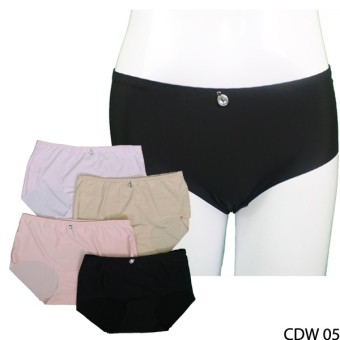 harga Gudang Fashion - Celana Dalam Wanita Casual - Isi 4 Pcs - Multi color Lazada.co.id