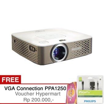 Philips PicoPix PPX3414 + Gratis VGA Connection + Voucher