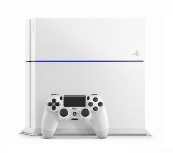 Sony PS4 Playstation 4 500GB CUH-1200A B02 - Glacier White