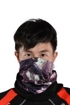 RockBros Multi-function Cycling Thermal Scarf Headwear Neck Warmer