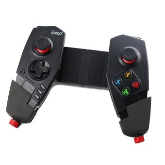 Ipega Red Spider Bluetooth Game Controller for Smartphone and Tablet - PG-9055 - Hitam