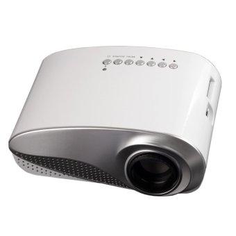 RD-802 Portable Mini Projector (White) (Intl)