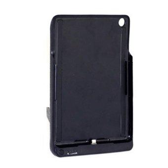 Ipega Battery Pack Charger Case High Capacity 8000mAh for iPad Mini - Hitam terpercaya
