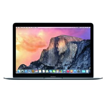 Apple New Macbook 12 MK4M2 - 8GB RAM - Dual-Core Intel Core M - 12
