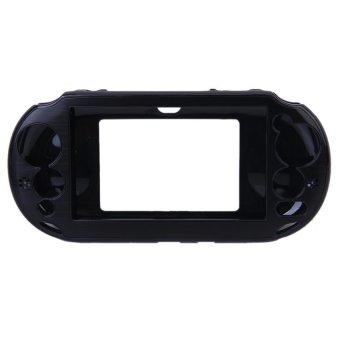 S & F Aluminum Hard Case Cover For Sony PlayStation VITA 2000 Black