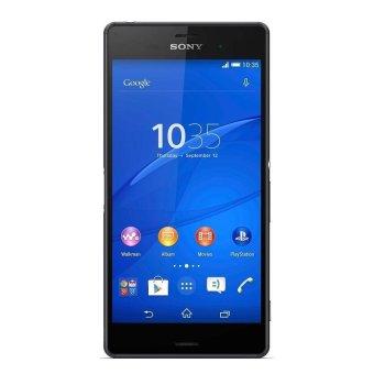 Sony Xperia Z3 D6653 - 16GB - Hitam