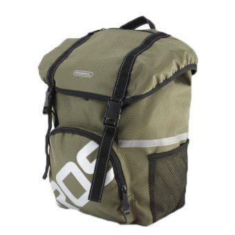 ROSWHEEL Waterproof 15L Bike Bicycle Cycling Pannier Rear Seat Tail Trunk Bag (Intl)