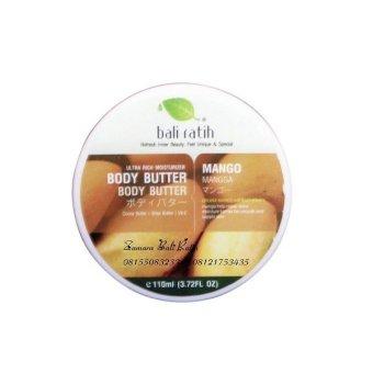 Bali Ratih Body Butter Mango