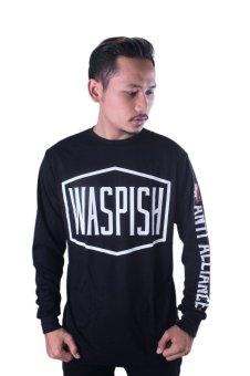 Waspish Longsleve Black