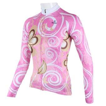 PALADIN 327 SPORT Cycling Women's Long Sleeve Jersey S (Intl)