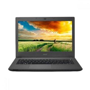 Acer Aspire E5-473G - Intel i5-4210U - 4GB RAM - Windows 10 - Hitam