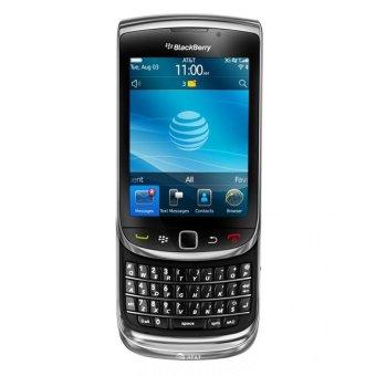 Blackberry Torch 9800 - Hitam