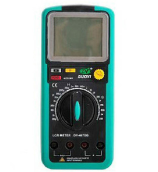 harga DY DY4070G digital bridge LCR digital eletric bridge meter DY-4070G. Lazada.co.id