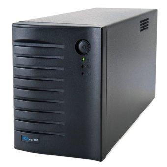 harga ICA UPS CE 1200 VA - Hitam Lazada.co.id