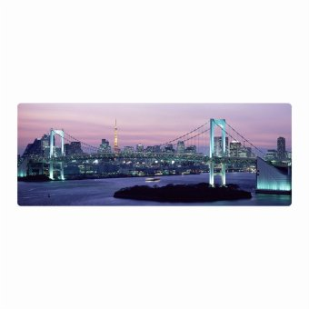 60*35*0.5cm Large Computer Gaming Mouse Mat Mousepad Easy Move (Intl)