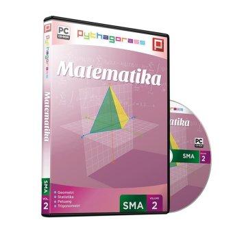 Tokoedukasi CD Pembelajaran SMA Matematika Vol. 2